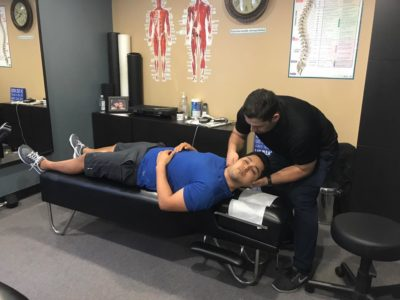 Spinal Adjustment
