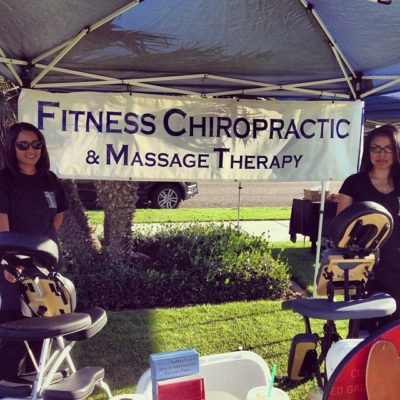 Massage Therapy in the Community