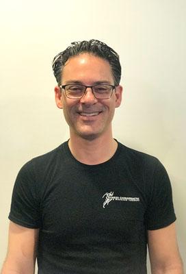 Aaron Martino, Massage Therapist