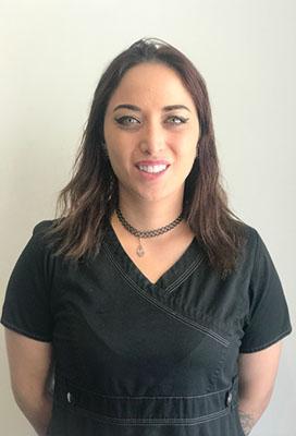 Kimberly Aguire, Massage Therapist