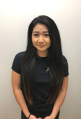 Victoria Kim, Chiropractic Assistant